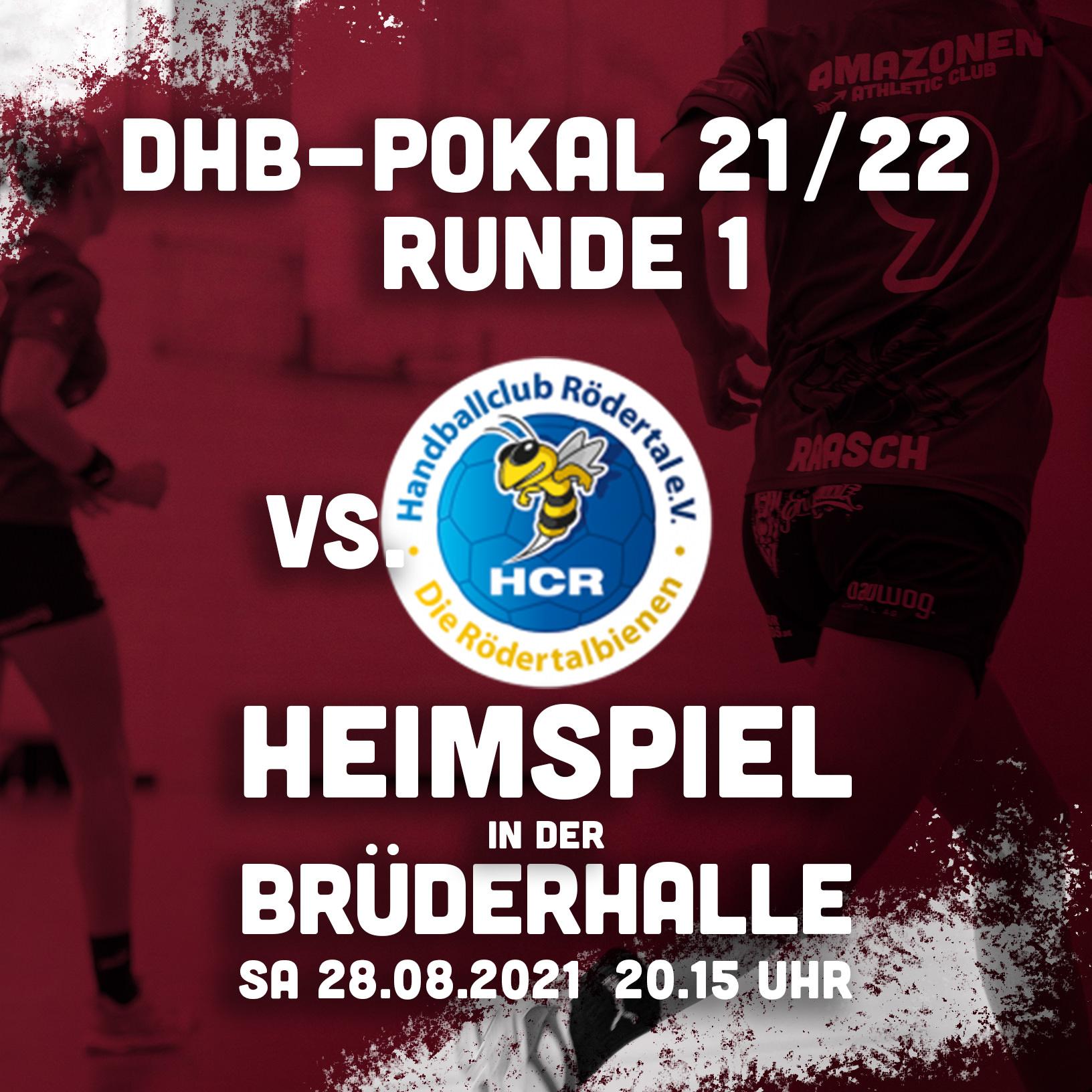 AAC vs Handballclub Rödertal e.V.